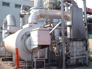 ガス化燃焼炉