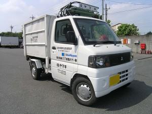 軽アームロール車